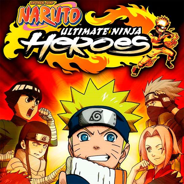 0 psp naruto shippuden: ultimate ninja heroes 3 #1 возвращение в коноху просмотра